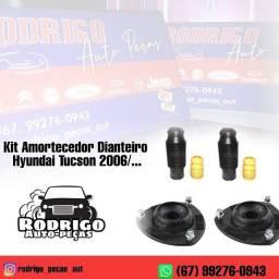 Kit amortecedor Dianteiro / Amortecedor Dianteiro Hyundai Tucson 2006/...