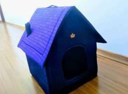 Linda casa para pets ( grande e confortável)