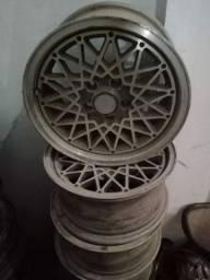 Roda omega