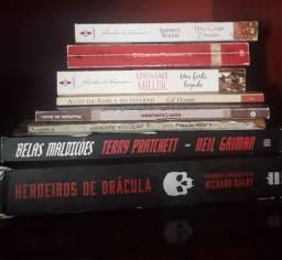 Livros usados: Romances, Ficção e Literatura