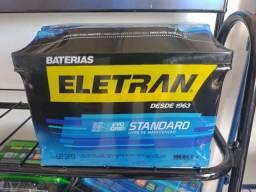 Bateria carro 60 amperes