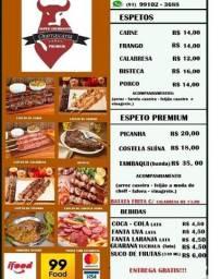 Super Churrasco Delivery das 18:00 as 00:00