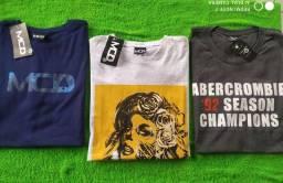 Camisas masculinas P,M,G
