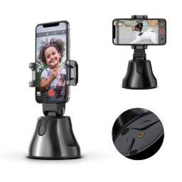 Estabilizador Gimbal 360° Automático Reconhecimento Facial Youtuber