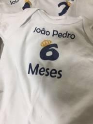 Body 1-12 meses João Pedro
