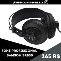 Fone Profissional Samsom Sr850 | Monitoramento