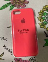 Capinha iphone 6, 6s 7, 8, se 2020