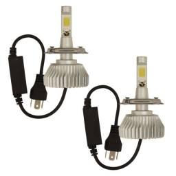 C6 Lampada Led Automotiva H1 H3 H7 Hb3 Hb4 H27 Xenon Farol
