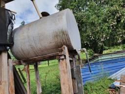 Tanque para agua ou combustível