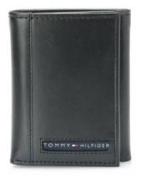 Carteira Tommy Hilfiger Trifold Importada Dos Eua