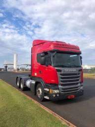 Scania R-510 A 6x4 - 2018/2018