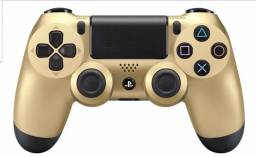Controle PS4 Gold (LACRADO)