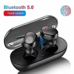 Fone Y30 bluetooth sem fio Excelente qualidade diminuição de ruídos