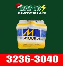 Baterias Moura original 78AH