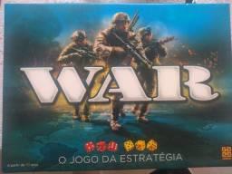 JOGO WAR NOVO NUNCA USADO