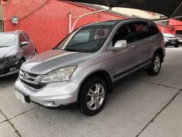 Honda CRV 2.0 EXL 4x4  (completo) Automático