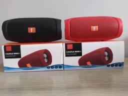 Caixa de som Bluetooth Portátil Charge Mini 3+ - Muito Boa
