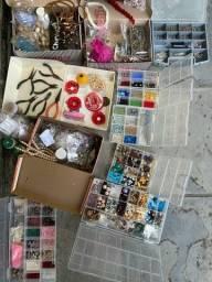 Kit completo para confecção de bijouterias