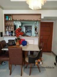 Apartamento para Venda em Vitória, Jardim da Penha, 2 dormitórios, 1 banheiro, 1 vaga