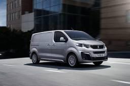 Peugeot Expert lançamento - 2018