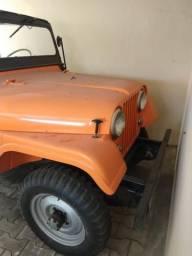 Jeep Willys 79 original