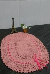 Lindo conjunto de crochê com 3 peças 50 reais