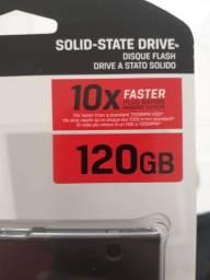 SSD HD Kingston 120GB