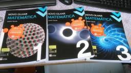 Livros de Matemática com a Resolução de Todos os Exercícios