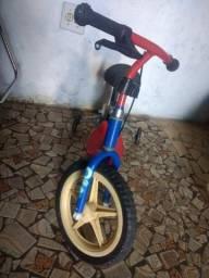 Bicicleta equilíbrio