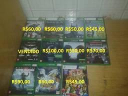 Jogos De Xbox One e 360