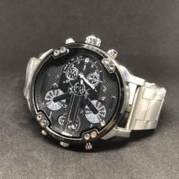Relógio masculino diesel novo