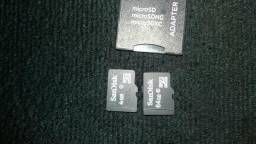 Vendo cartao memoria novo 64gb 4g barato