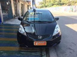 Honda/ New Fit LX 1.4 2010 (Único Dono) (Flex) (Automático