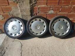 Rodao panela aro 18 pneus zero