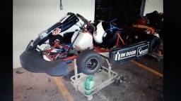 Kart com carretinha - pronto pra correr