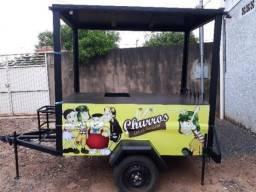 Reboque Food Truck