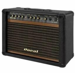 Cubo Amplificador Oneal P/Guitarra Ocg200