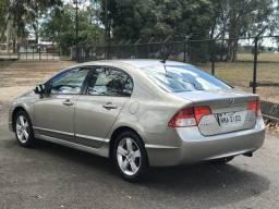 Civic lxs 2009/2009 automático - 2009