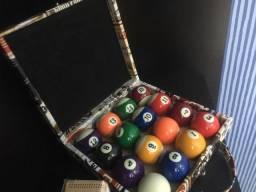 Estojo para Jogo de Bolas - 16 Bolas - Personalizado