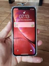 Iphone xr 64 gigas novo