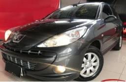 207 hatch XR-Sport 1.4 2011 + GNV cinza R$ 15.990,00 - 2011