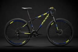 Bicicleta 29 Sense Azul-Amarelo