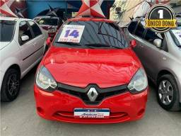 Renault Clio 1.0 expression 16v flex 4p manual - 2014