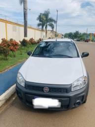 Strada cab dupla hard working - 2019