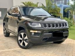 Jeep Compass 2.0 Longitude 4x4 Diesel + 2018/2018 170 Cv Pacote Premium! Impecável - 2018