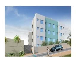 Apartamento à venda com 3 dormitórios em Caiçaras, Belo horizonte cod:625
