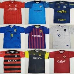 30da2e3133 Camisas de times de futebol oficiais.