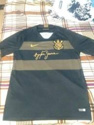 Camiseta do Corinthians Ayrton Senna 82270b64dbc44
