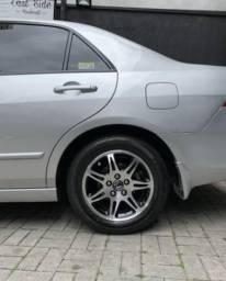 Accord V6 - O mais novo do Brasil - 2007