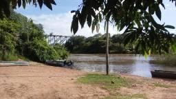 Rio Miranda - Salobra, terreno pesqueiro 1.049,12m²